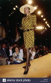 fashion fashion show haute paris yves laurent