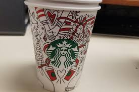 Cup Design Is This The New Starbucks Holiday Cup Design Eater