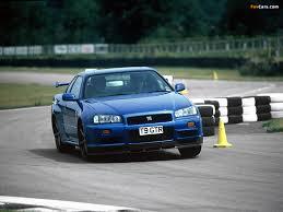 Nissan Gtr 1999 - nissan skyline gt r v spec bnr34 1999 u20132002 wallpapers 1024x768