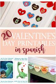 quotes en espanol del amor 20 valentine u0027s day printables in spanish u2022 living mi vida loca