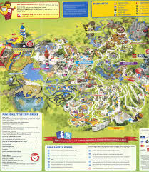 Typhoon Lagoon Map Themeparkmedia Co Uk Legoland Windsor Maps