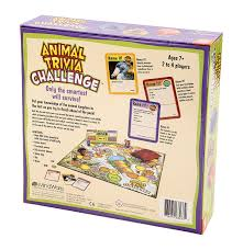 amazon com mindware u2013 animal trivia challenge game toys u0026 games