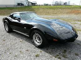 77 corvette l82 1977 corvette for sale 1977 black l82 corvette 4spd