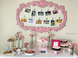 baby girl birthday ideas 8 exceptional baby girl birthday decoration ideas braesd