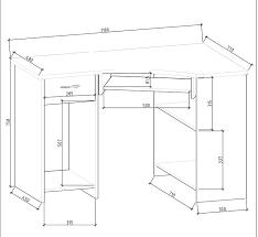 plan bureau d angle plan bureau d angle 15 bureau du0027angle réversible contemporain