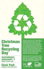 christmas tree recycling west philly local