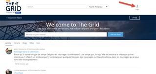rexel si e social how to login to the grid getting started help section