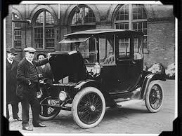 history of cars electric car history business insider
