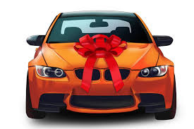 new car gift bow how to gift a car jerry advice