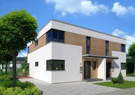 Doppelhaus Das Doppelhaus Liegt Voll Im Trend