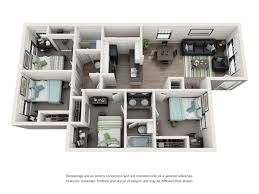 apartment floor plans near ucf the verge orlando