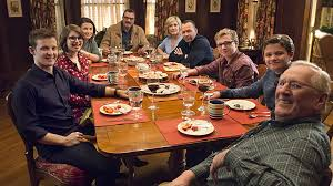 what does the family eat on blue bloods cbs philly