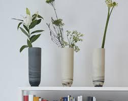 Flower Vase Decoration Home Vase Big Ceramic Vase Wedding Gift Marble Vaseflowers