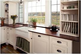 classic style of free standing kitchen cabinets