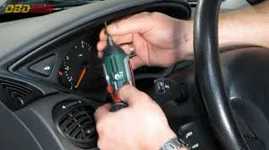 2003 ford focus instrument cluster lights how to remove a ford focus instrument cluster hd youtube