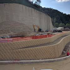 hollow concrete block for retaining walls acoustic exposed