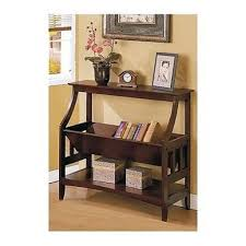 angled bookshelves 3 shelf bookcase living room home office den