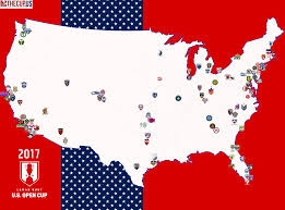 map us open a map of all 99 entries for the 2017 us open cup thecup us