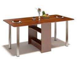 Folding Dining Table For Small Space Portable Dining Table 30 Space Saving Folding Table Design Ideas