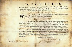 thanksgiving proclamation 1789 benedict arnold benedict arnold