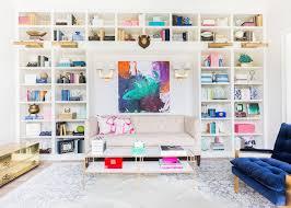 6 designer tips for a stylish bookcase decorist