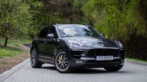 porsche turbo macan 2018 porsche macan turbo with performance package power slides