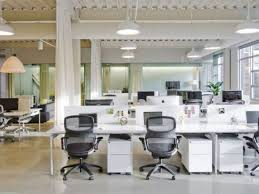 office decor cool office work space cubicles with white decor