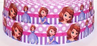 sofia the ribbon sofia the 7 8 grosgrain ribbon princess sofia the