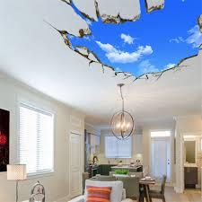 chambre ciel fein stickers plafond haus design