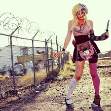 Borderlands 2 Halloween Costumes 7 Tiny Tina Cosplay Images Tiny Tina