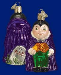 lil dracula halloween glass ornament by old world christmas u003c3