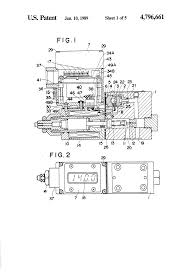 patent us4796661 proportional electro hydraulic pressure control