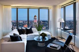 tour the 70th floor model apartment at robert a m sterns tribeca