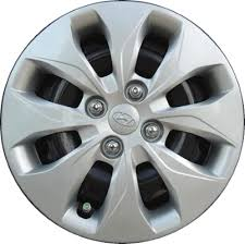 rims for hyundai accent h55573 hyundai accent oem hubcap wheelcover 14 inch 529601r100