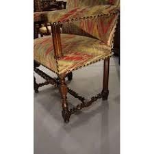 fauteuil de malade ligne et très confortable ce fauteuil des ée 50 recouvert
