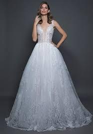 pnina tornai gown sleeveless beaded and embelished ballgown wedding dress