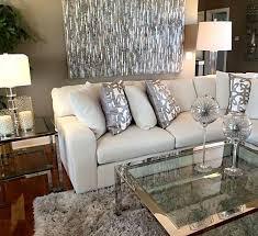 metallic home decor living room decorations 17 best ideas about metallic decor on