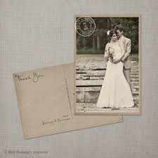 wedding thank you cards brilliant vintage thank you wedding cards