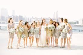 metallic gold bridesmaid dresses metallic bridesmaid dresses bridesmaids attire trendy