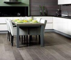 Kitchen Laminate Flooring Dark Grey Laminate Flooring For Modern Masculine Men Bedroom