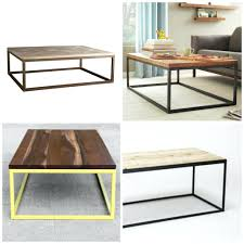 wood coffee table with glass top metal coffee tables glass table canada and australia large round