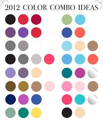 color combo wedding plans the bridal loft page 3