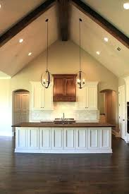 kitchen recessed lighting ideas vaulted ceiling kitchen lighting excellent track lighting vaulted