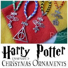 pieces by polly harry potter ornaments stuffers