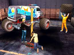superheroes trucks car garage monster car mechanic truck repair android apps on google play