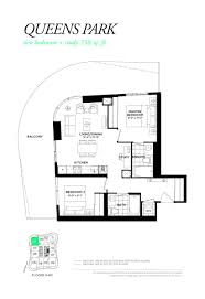 wellesley on the park condos queens park model floor plan