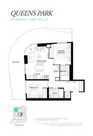 20 joe shuster way floor plans wellesley on the park condos queens park model floor plan