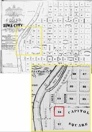 Map Of Iowa State University by Hubbard Park U2013 Iowa City Parks