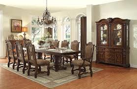 dining room sets for 8 formal dining room sets for 8 home interior design ideas