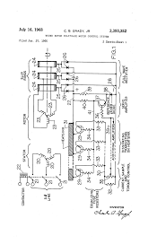 patent us3393352 wound rotor polyphase motor control system